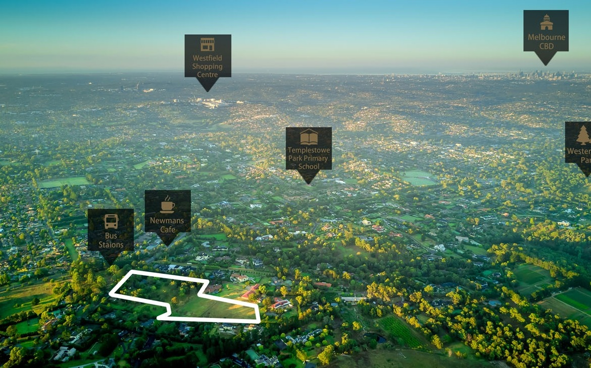 Templestowe land build your dream home crest property for Build your dream home