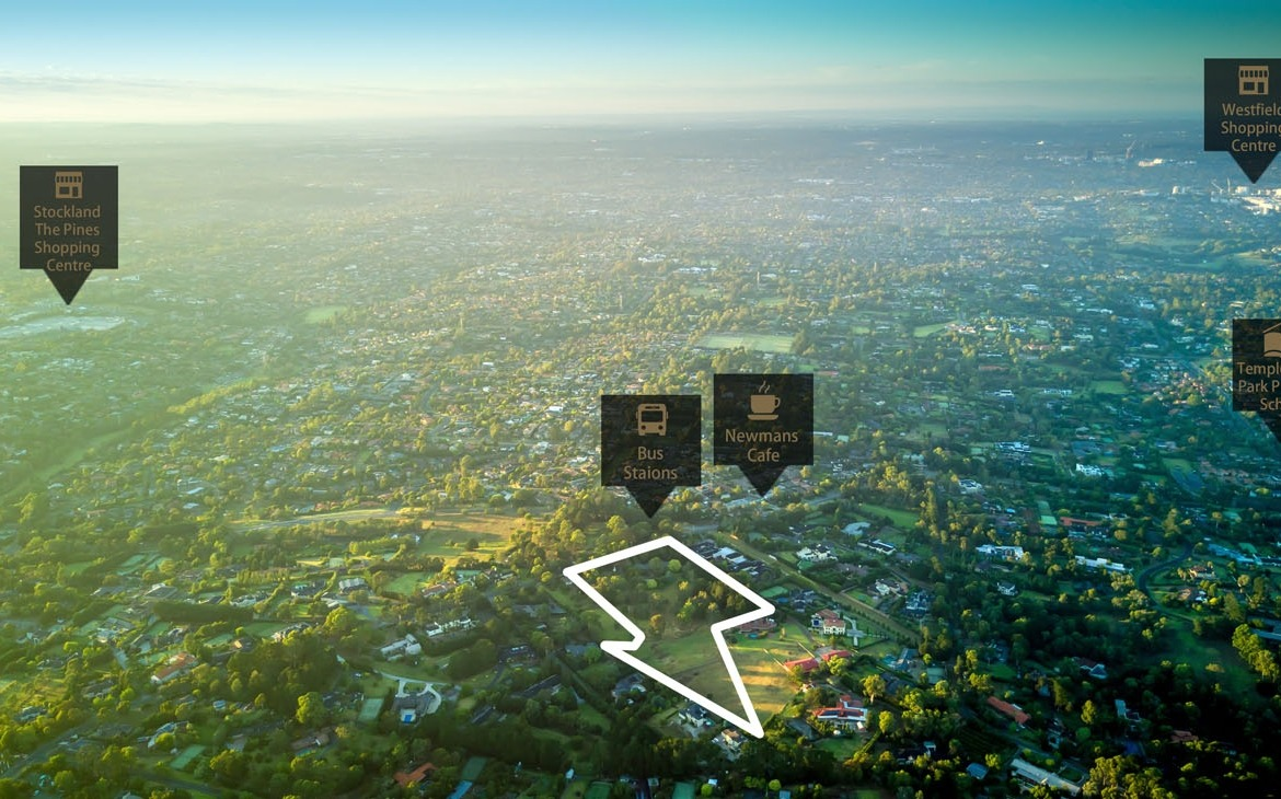 Templestowe land build your dream home crest property for Build your dream house