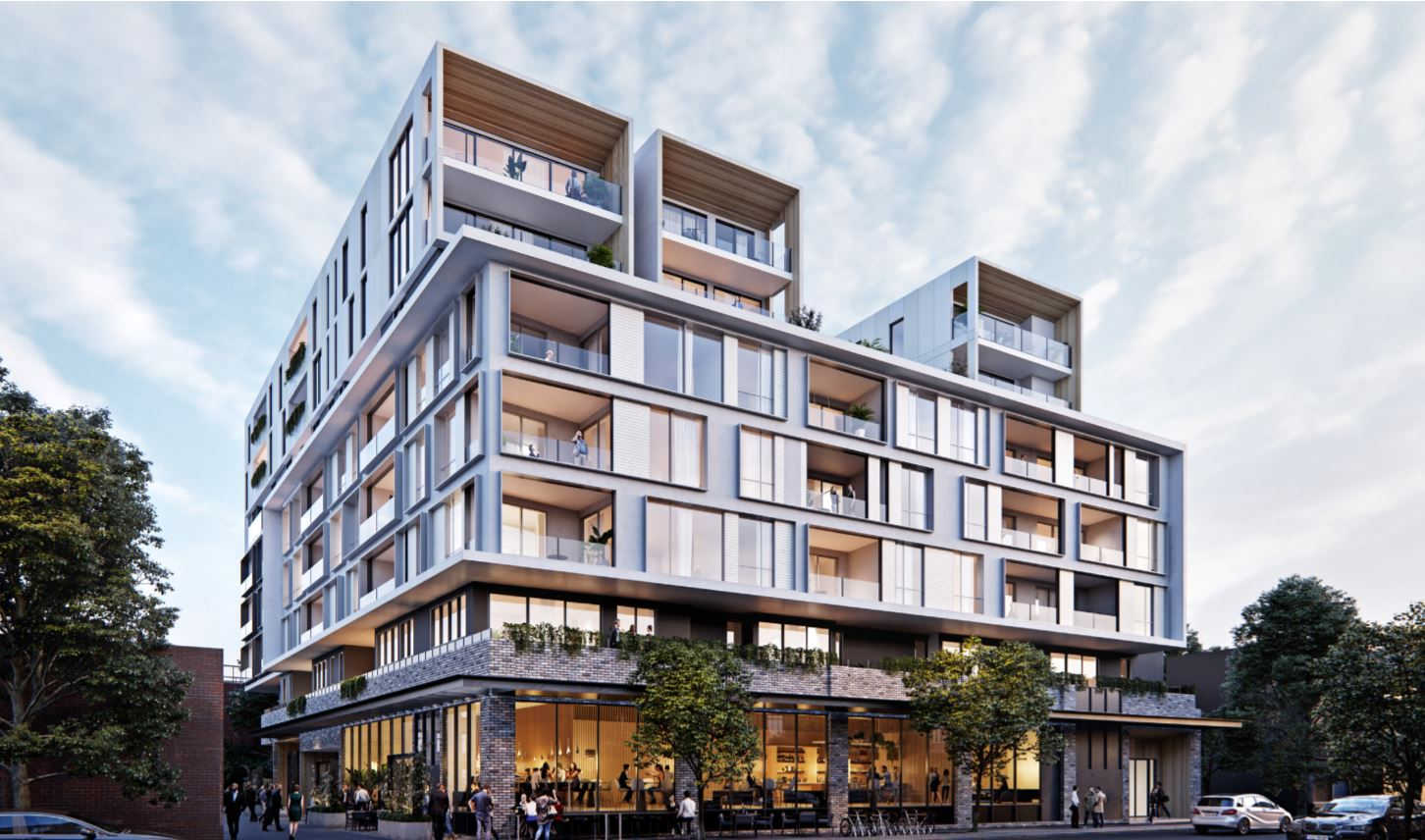 Lilix Apartments | South Melbourne | Crest Property ...