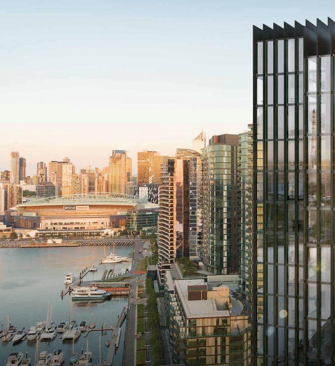 Docklands - Melbourne's living waterfront | Crest Property ...