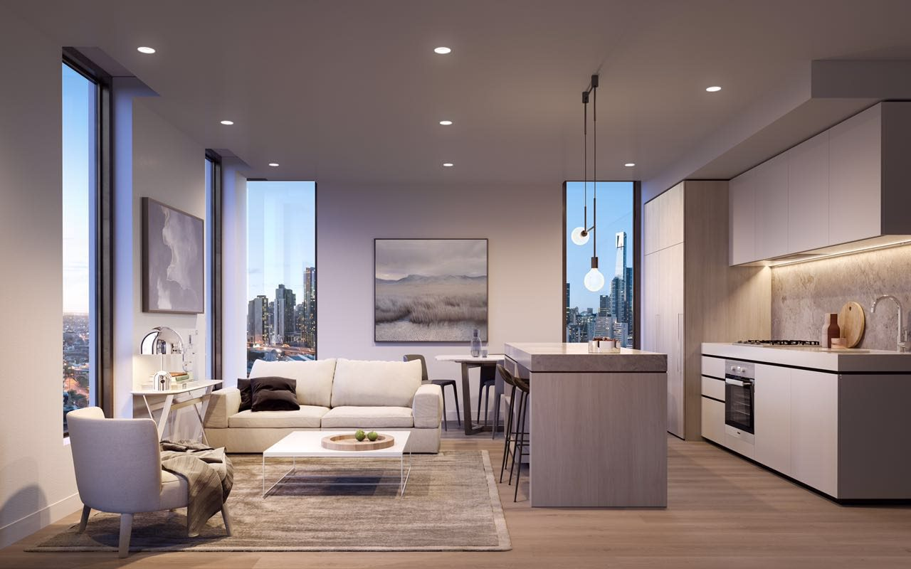 Southbank_Apartments_Melbourne | Crest Property Investments